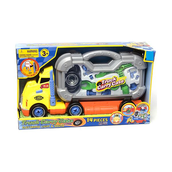 Машина Смелый гонщик с инструментами,Детские мастерские, инструменты<br>Машина Смелый гонщик с инструментами,<br>