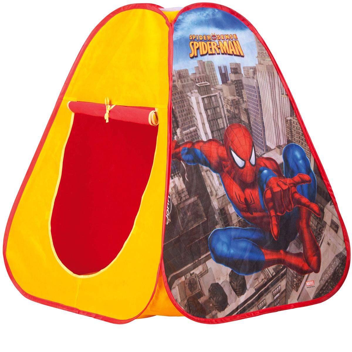 Палатка «Человек паук»Игровые домики, горки и песочницы<br>Палатка «Человек паук»<br>
