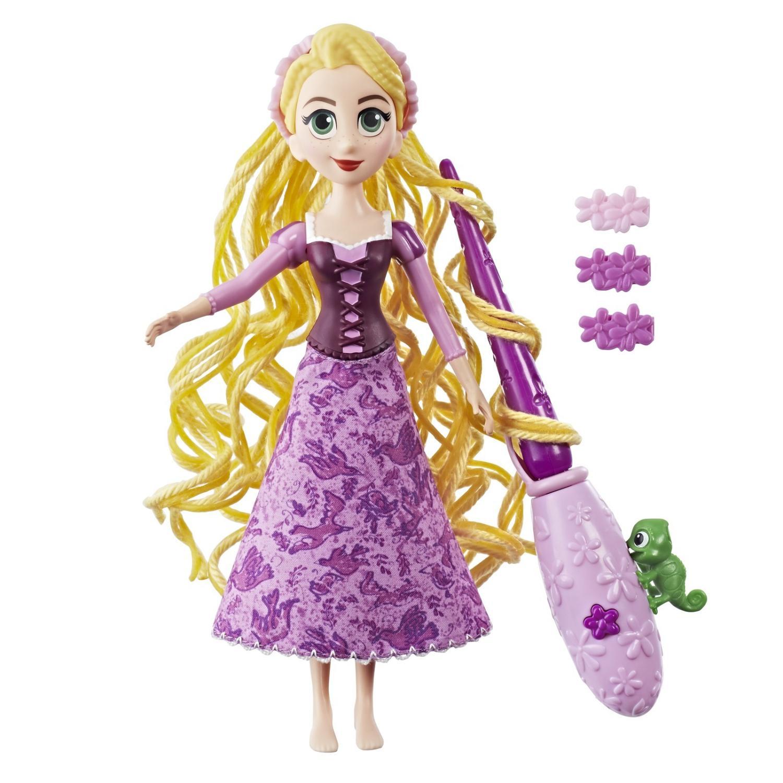 Купить Кукла и набор для укладки – Рапунцель. Disney Princess, Hasbro