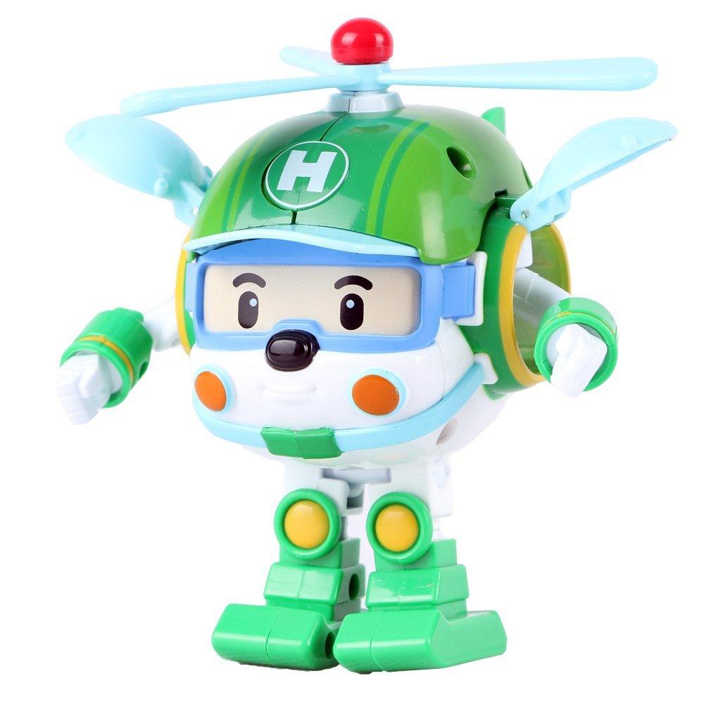 Robocar POLI - Хэли трансформер, 7,5 смRobocar Poli. Робокар Поли и его друзья<br>Robocar POLI - Хэли трансформер, 7,5 см<br>