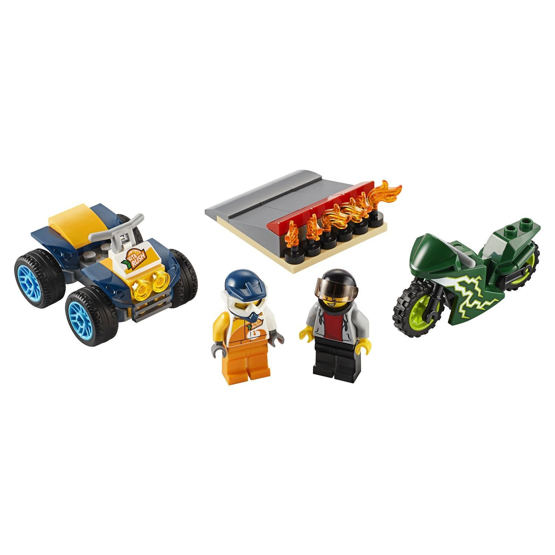 Конструктор Lego® City Turbo Wheels - Команда каскадеров фото