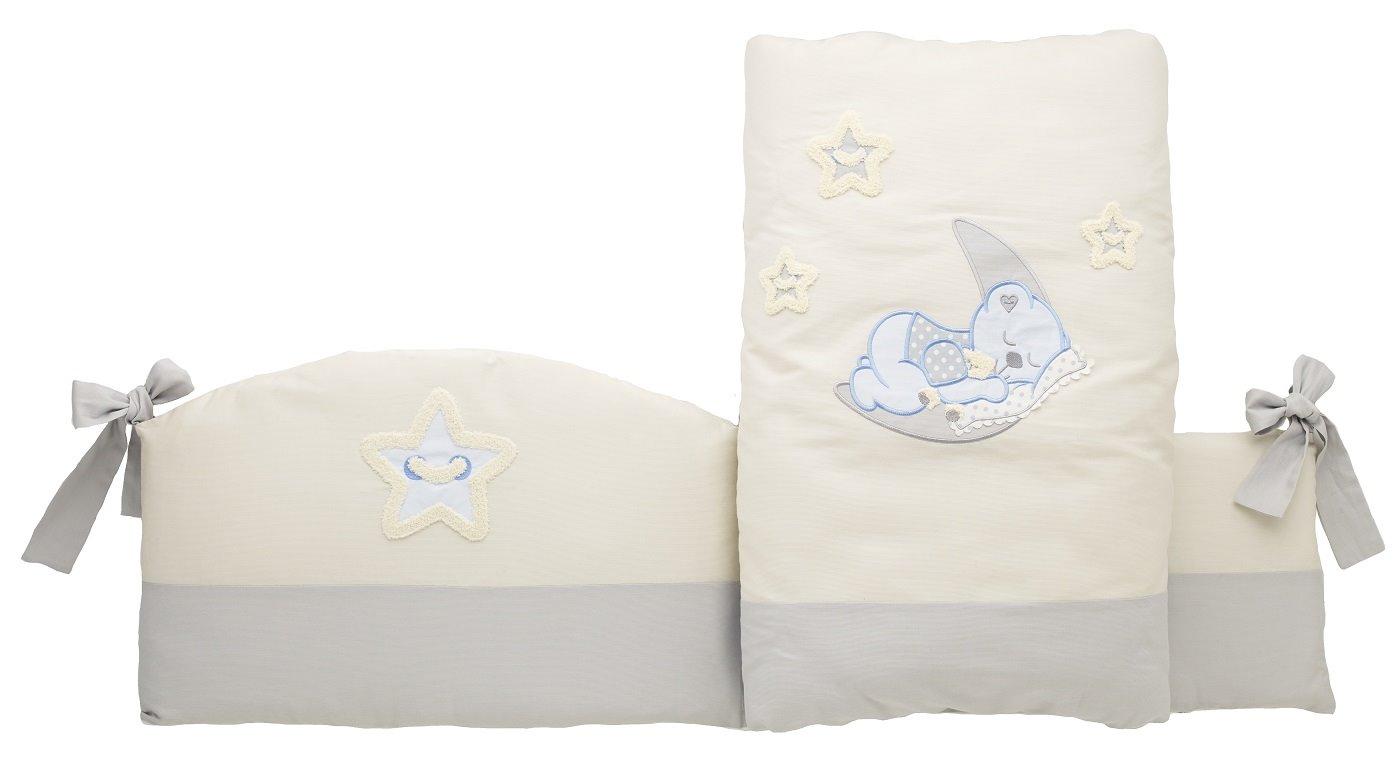 Бампер в кроватку bumper Little BearДетское постельное белье<br>Бампер в кроватку bumper Little Bear<br>