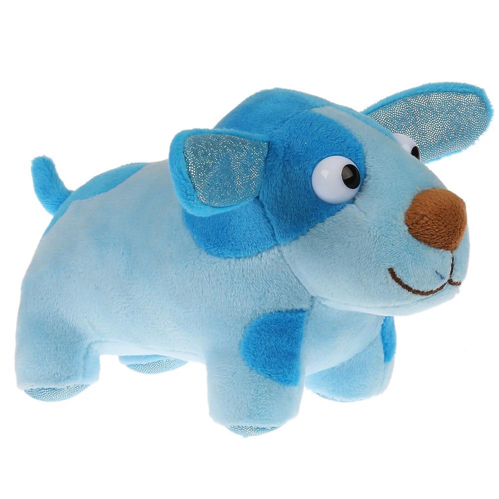 Купить Мягкая игрушка из серии Деревяшки – собачка Гав-Гав, 15 см., Мульти-Пульти