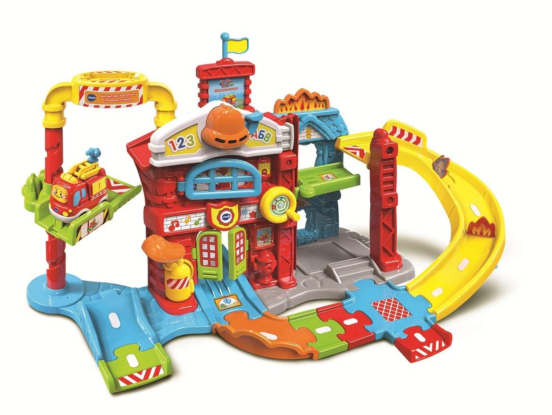 Интерактивная игрушка - Пожарная станция фото
