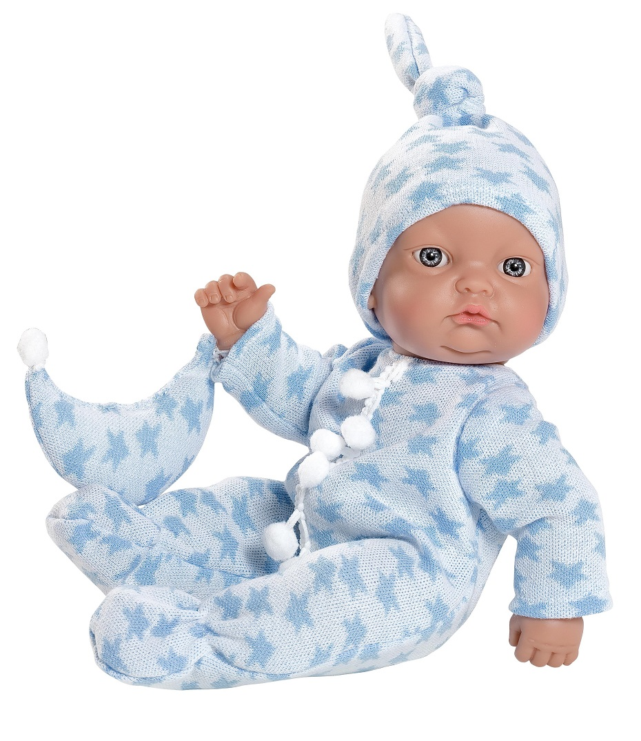 Кукла – Горди, 28 смКуклы ASI (Испани)<br>Кукла – Горди, 28 см<br>