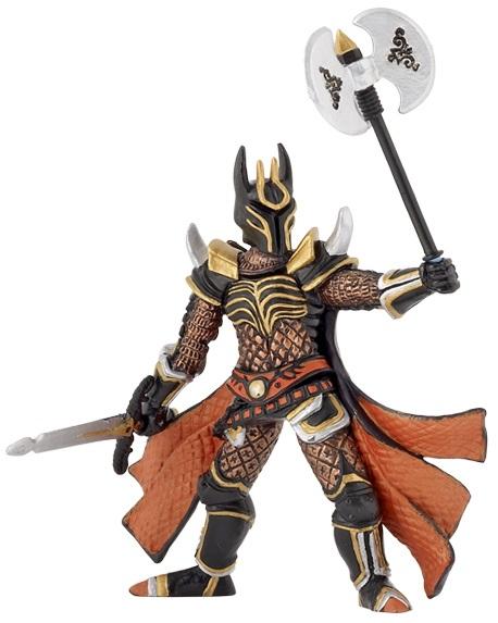 Купить Фигурка Рыцарь с тройным боевым топором, Papo