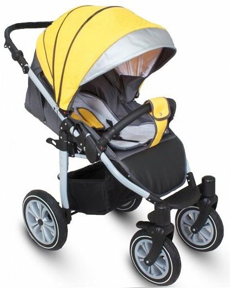 Детская прогулочная коляска – Camarelo Eos, E-09Детские прогулочные коляски<br>Детская прогулочная коляска – Camarelo Eos, E-09<br>