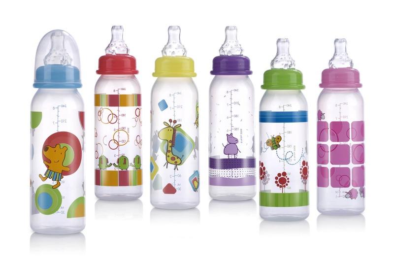 Бутылочка с антиколиковой системой, 240 млБутылочки<br>Бутылочка с антиколиковой системой, 240 мл<br>