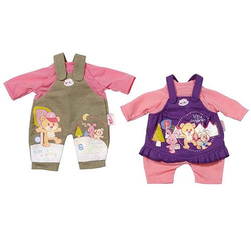 Zapf Creation Набор одежды my little BABY born