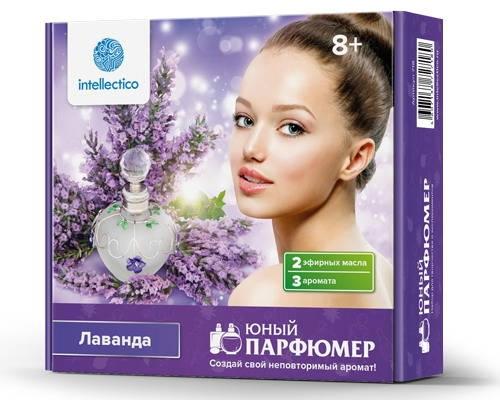 Мини набор «Юный парфюмер» - ЛавандаЮный парфюмер<br>Мини набор «Юный парфюмер» - Лаванда<br>