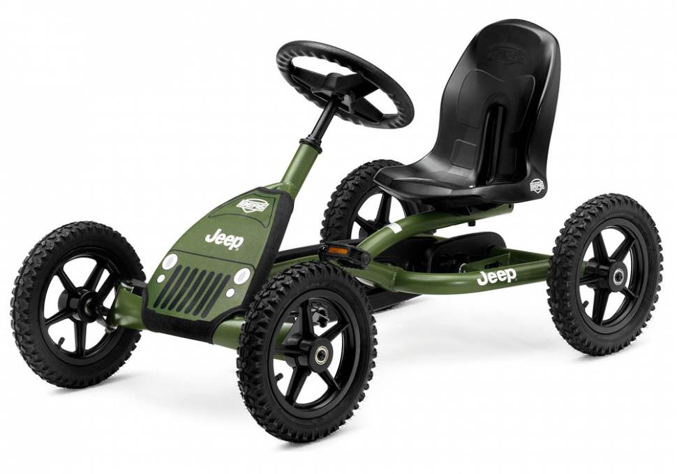 Веломобиль  Jeep Junior BFR K - Веломобили BERG, артикул: 161383
