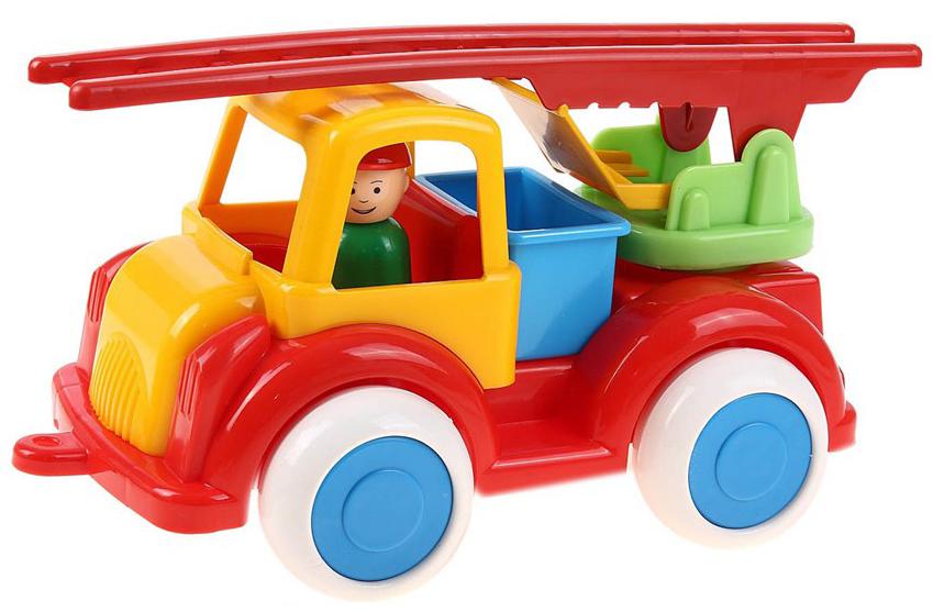 Купить Машина пожарная из серии - Детский сад, ПК Форма