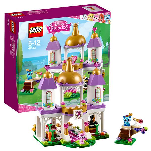 Lego Disney Princesses. Королевские питомцы: замок - Конструкторы LEGO, артикул: 138169