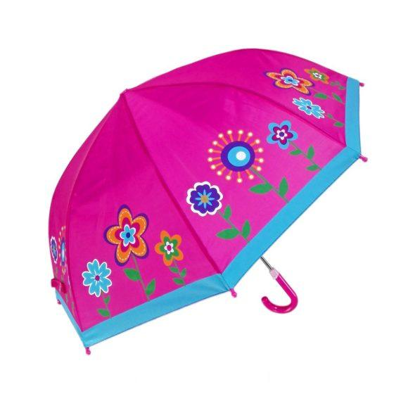 Зонт детский - Цветы, 41 см.Детские зонты<br>Зонт детский - Цветы, 41 см.<br>
