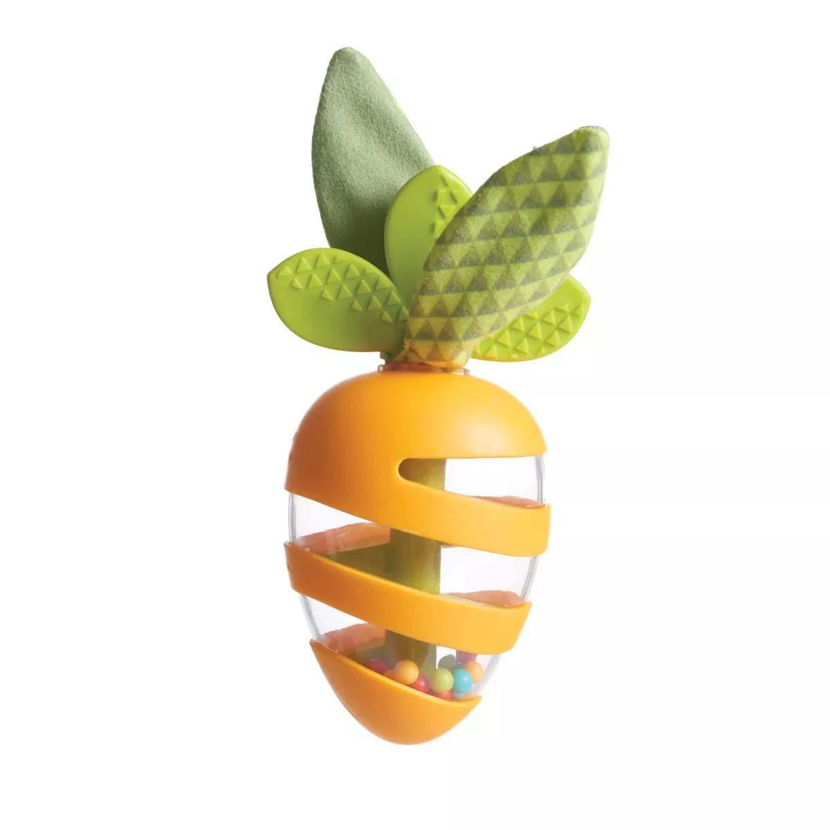 Развивающая игрушка – Морковка