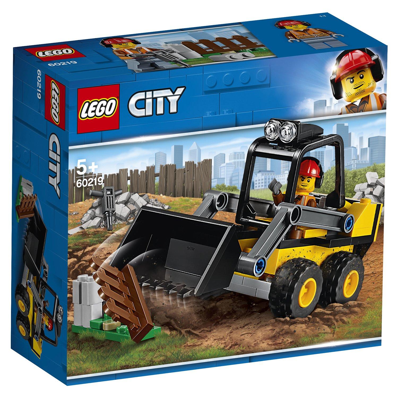 Конструктор Lego® City Great Vehicles - Строительный погрузчик