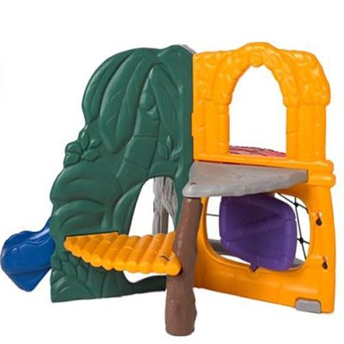 Игровой детский комплекс «Джунгли» - Детские игровые горки, артикул: 96229