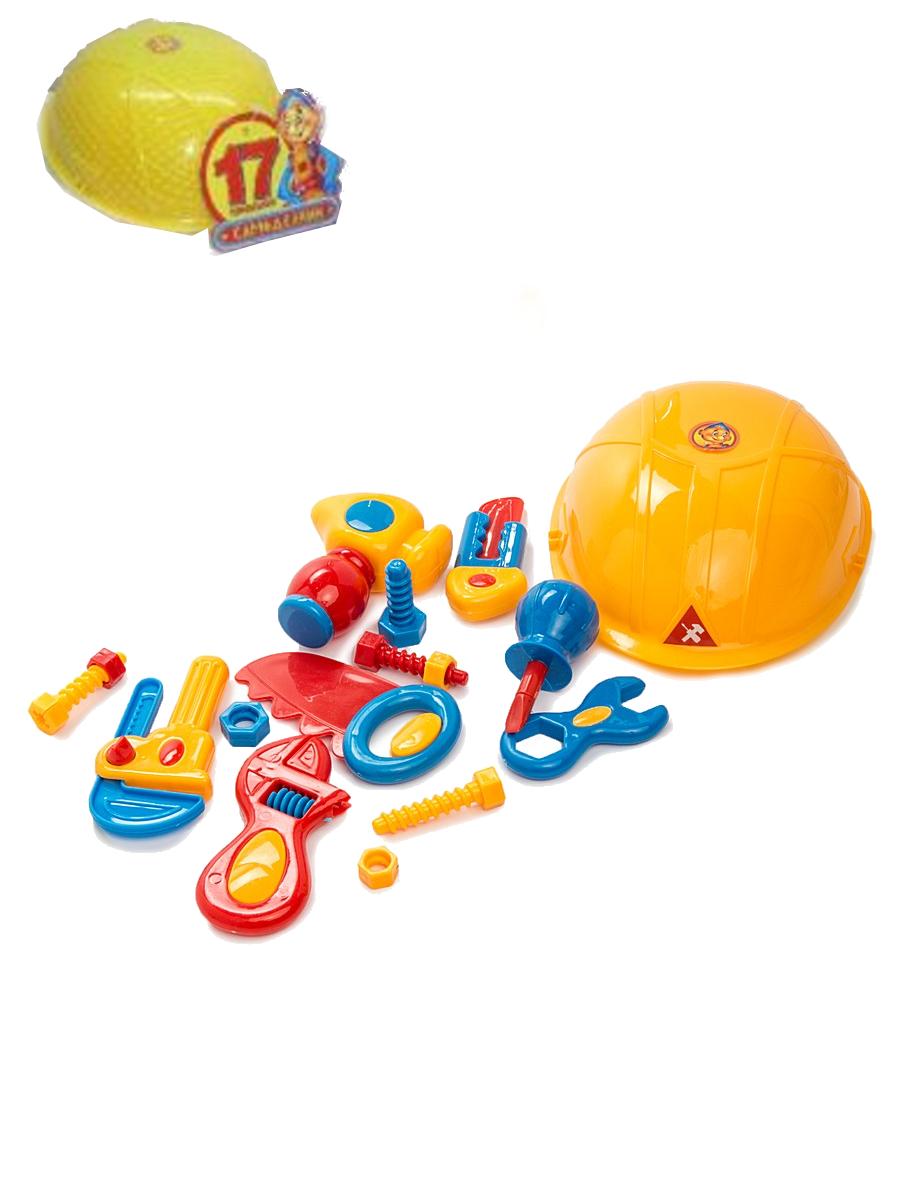 Набор строительных инструментов «Самоделкин»Детские мастерские, инструменты<br>Набор строительных инструментов «Самоделкин»<br>