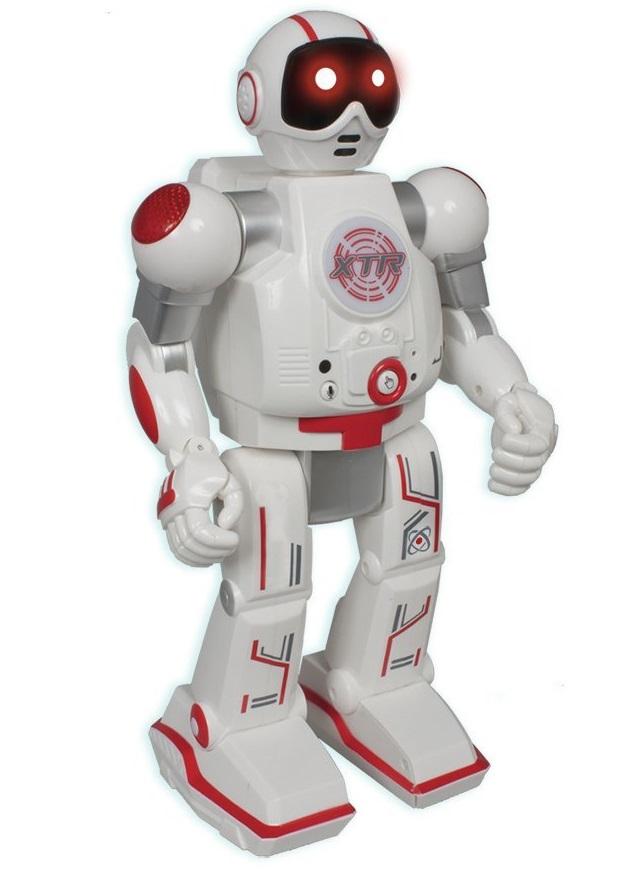 картинка Радиоуправляемый робот - Xtrem Bots: Шпион, световые и звуковые эффекты от магазина Bebikam.ru
