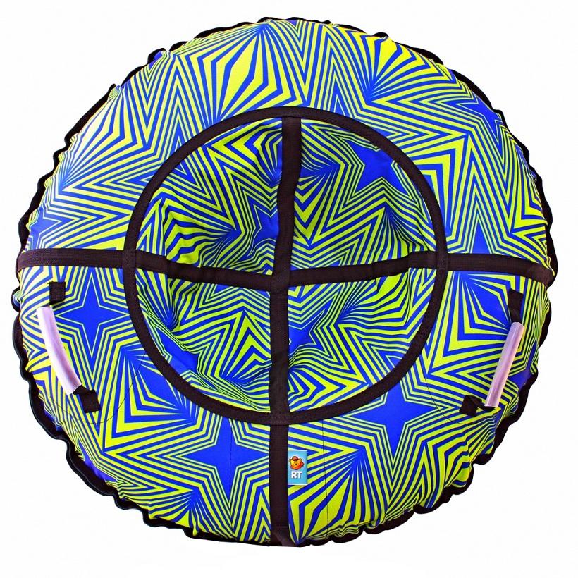 Купить Тюбинг RT – Калейдоскоп, автокамера, диаметр 110 см