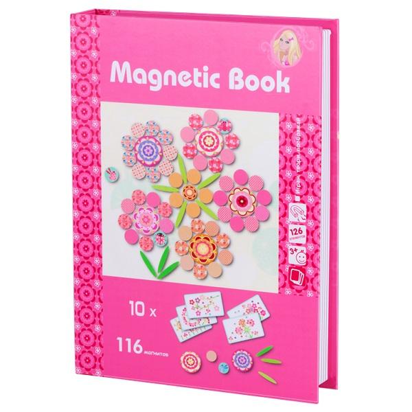 Развивающая игра Magnetic Book - Фантазия