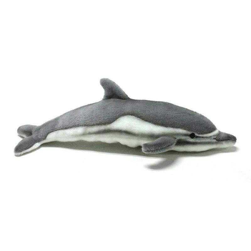 Мягкая игрушка - Дельфин, 40 см.Дикие животные<br>Мягкая игрушка - Дельфин, 40 см.<br>