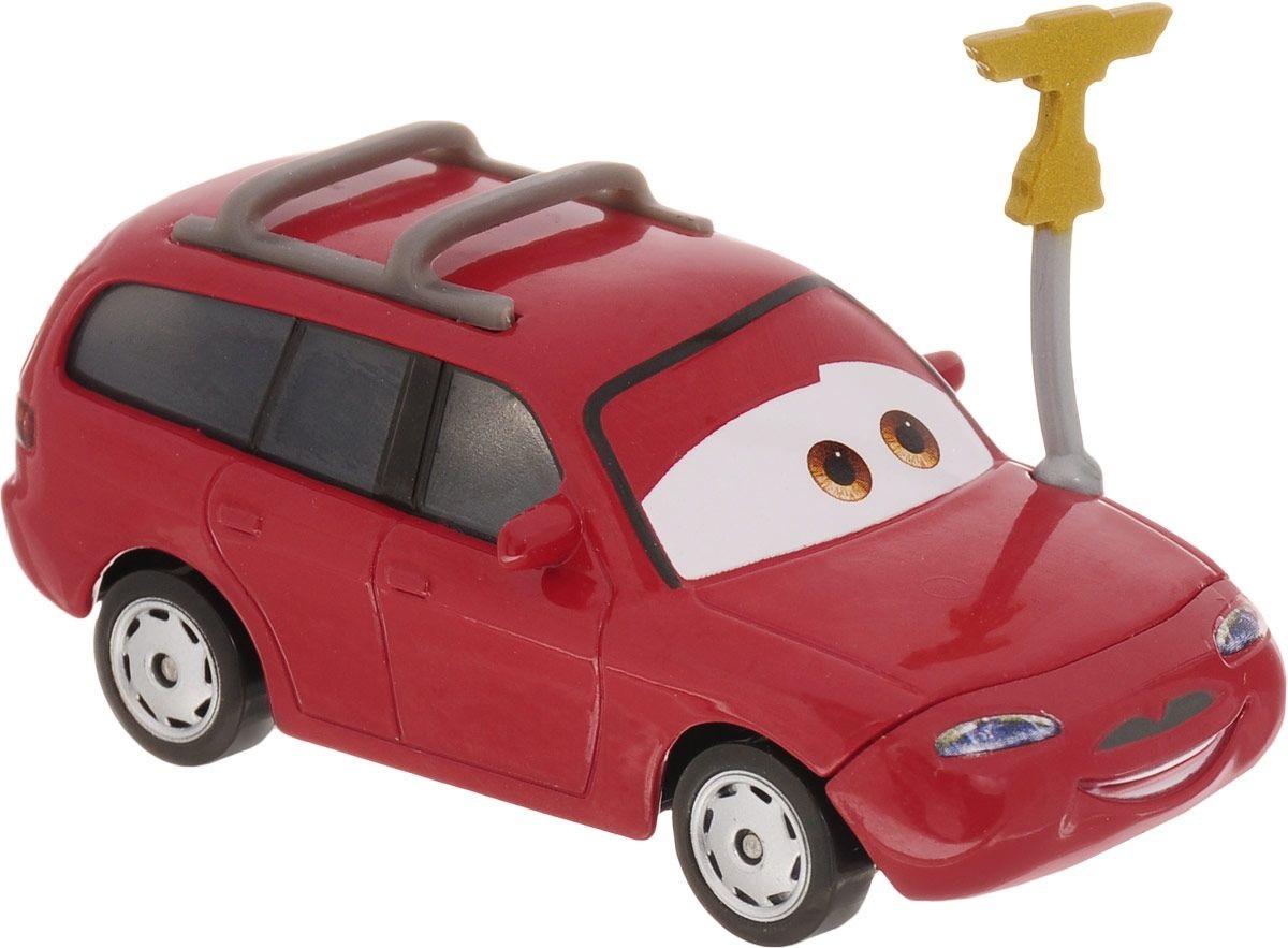 Коллекционная металлическая машинка из мультфильма Тачки – Такс Моторини - CARS 3 (Игрушки Тачки 3), артикул: 163050
