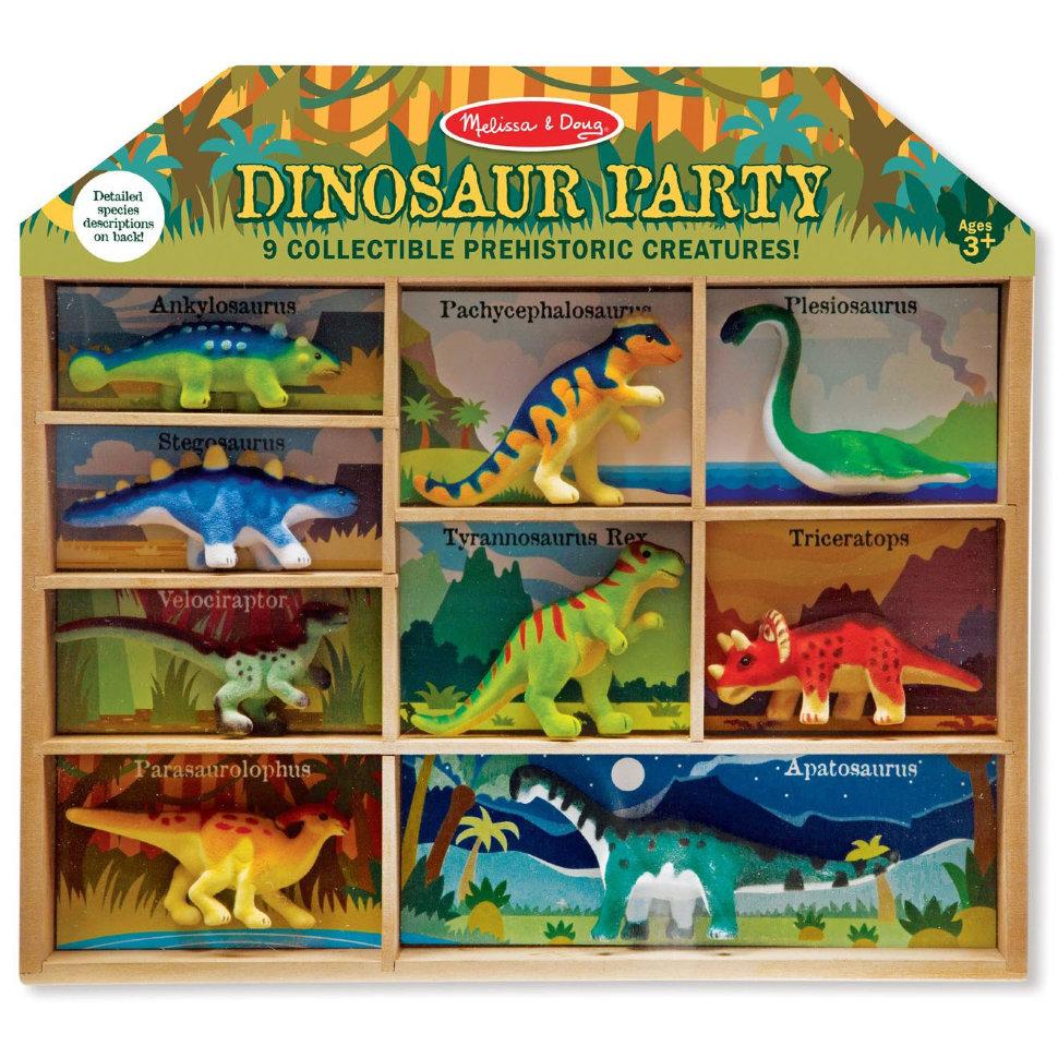Набор динозавров  Классические игрушки - Фигурки животных, артикул: 151015
