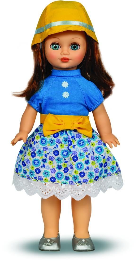 Кукла «Анжелика 6» со звукомРусские куклы фабрики Весна<br>Кукла «Анжелика 6» со звуком<br>