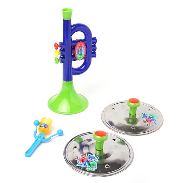 Набор музыкальных инструментов PJMasks™Музыкальные наборы<br>Набор музыкальных инструментов PJMasks™<br>