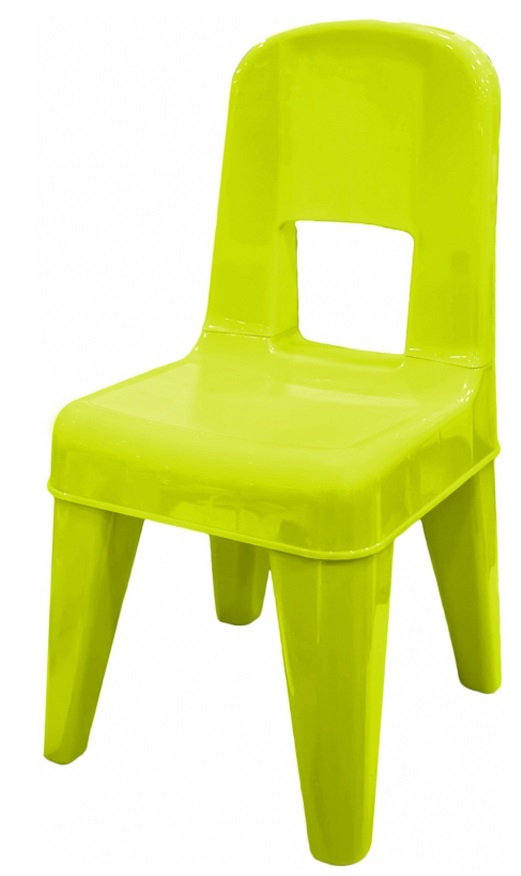 Стул детский  Я расту, салатовый - Игровые столы и стулья, артикул: 159366