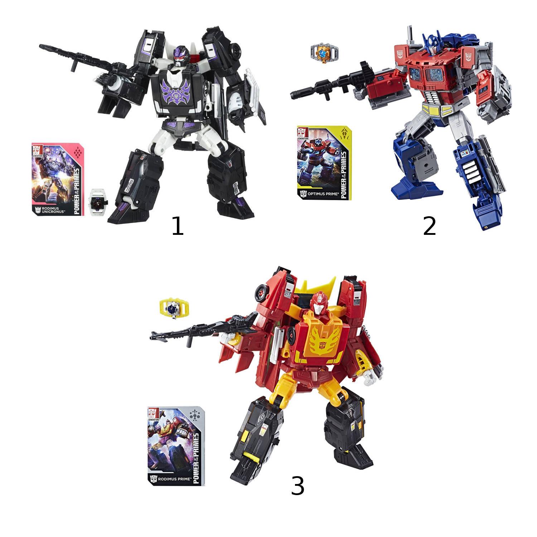 Трансформер из серии Transformers - Дженерейшнз Лидер