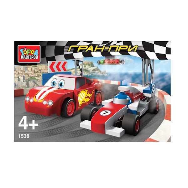 Конструктор – Гран При