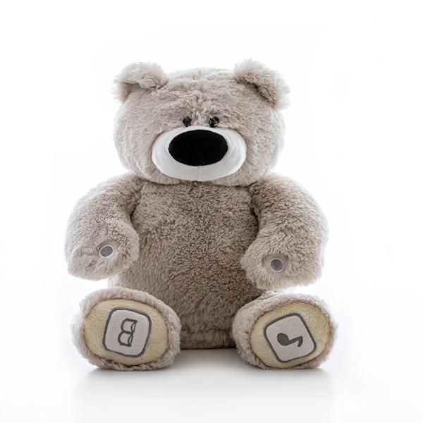 Игрушка из серии Luvn Learn - Интерактивный медведь, белыйИнтерактивные животные<br>Игрушка из серии Luvn Learn - Интерактивный медведь, белый<br>