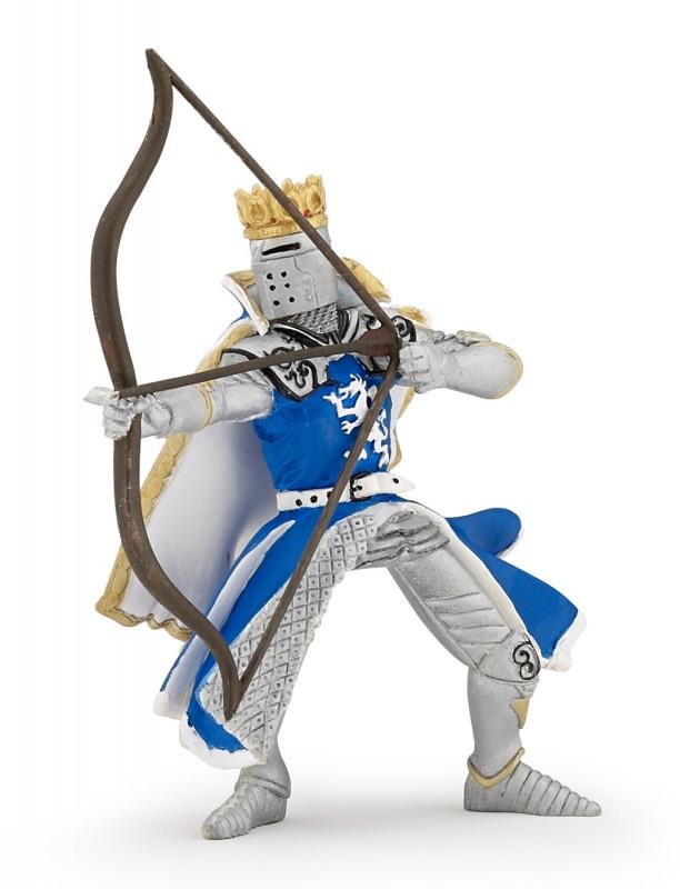Фигурка - рыцарь Король-Дракон с луком и стреламиФигурки Papo<br>Фигурка - рыцарь Король-Дракон с луком и стрелами<br>
