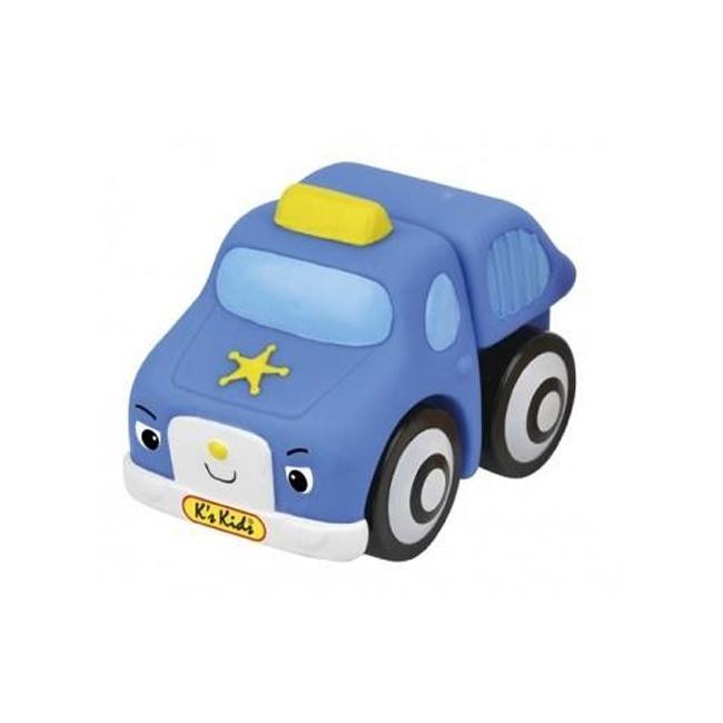 Конструктор Popbo Blocks - Полицейская машинаМашинки для малышей<br>Конструктор Popbo Blocks - Полицейская машина<br>
