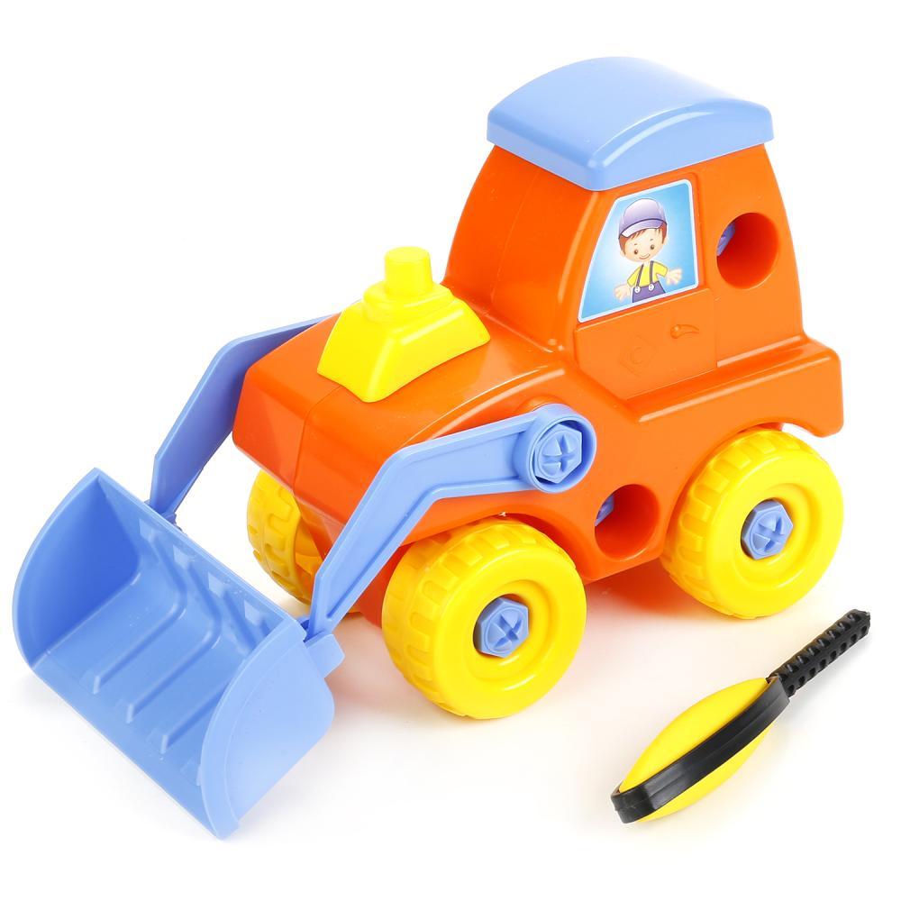 Конструктор - Трактор