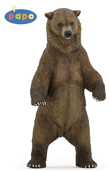 Медведь гризлиДикая природа (Wildlife)<br>Медведь гризли<br>