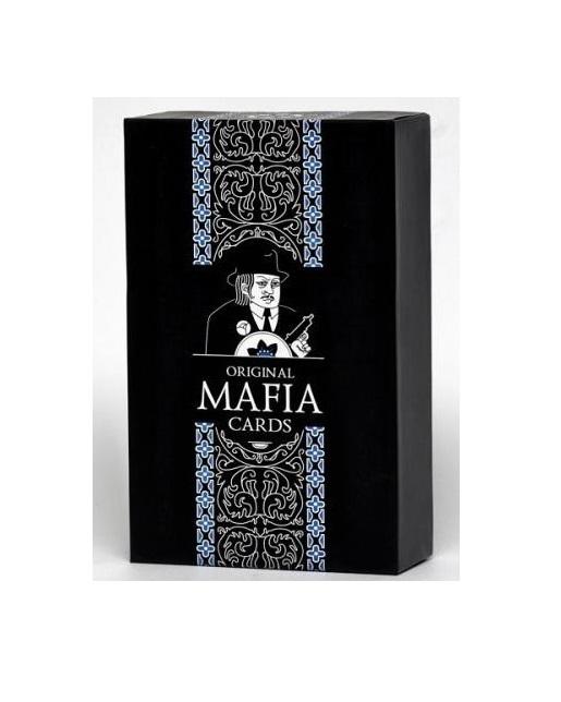 Игра настольная – Мафия, с пластиковыми картами - Мафия, артикул: 165506