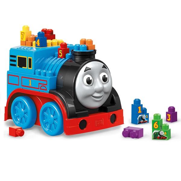 Томас и друзья: большой паровозКонструкторы Mega Bloks<br>Томас и друзья: большой паровоз<br>