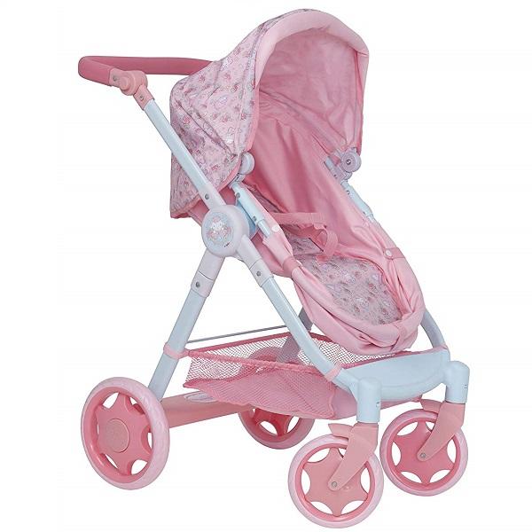 Купить Коляска для кукол Baby Annabell многофункциональная: стульчик, качели, кресло, Zapf Creation