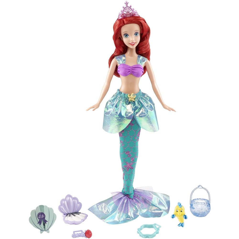 Кукла «Ариэль на королевском балу» с аксессуарамиАриэль<br>Кукла «Ариэль на королевском балу» с аксессуарами<br>