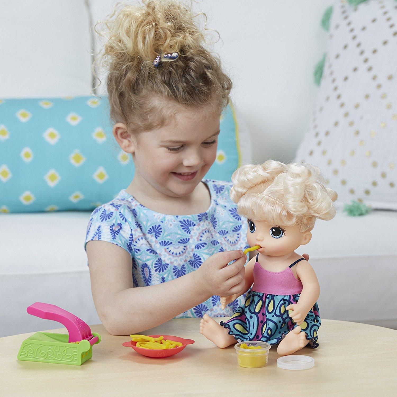 Игры для мальчиков кукла