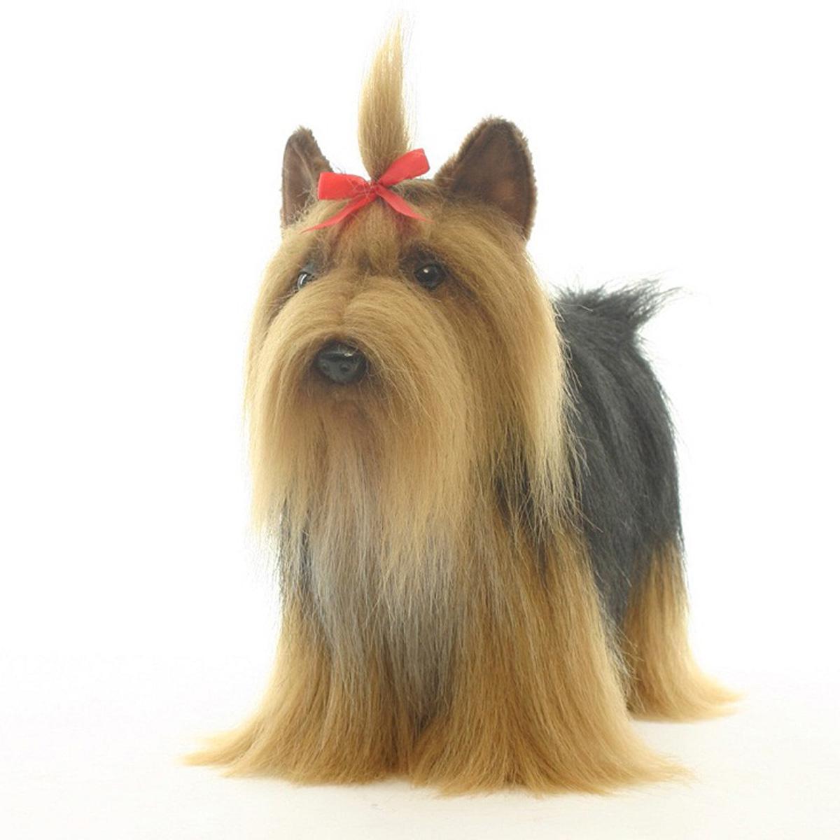 Мягкая игрушка - Йоркширский терьер, 36 см.Собаки<br>Мягкая игрушка - Йоркширский терьер, 36 см.<br>