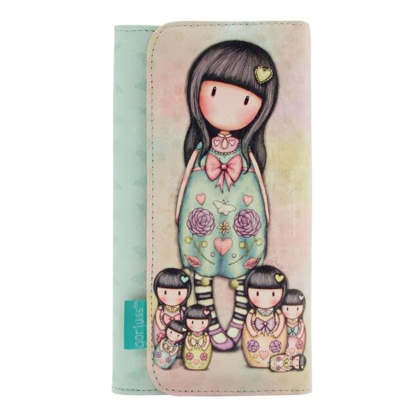 Длинный кошелек - Seven Sisters, Santoro London  - купить со скидкой