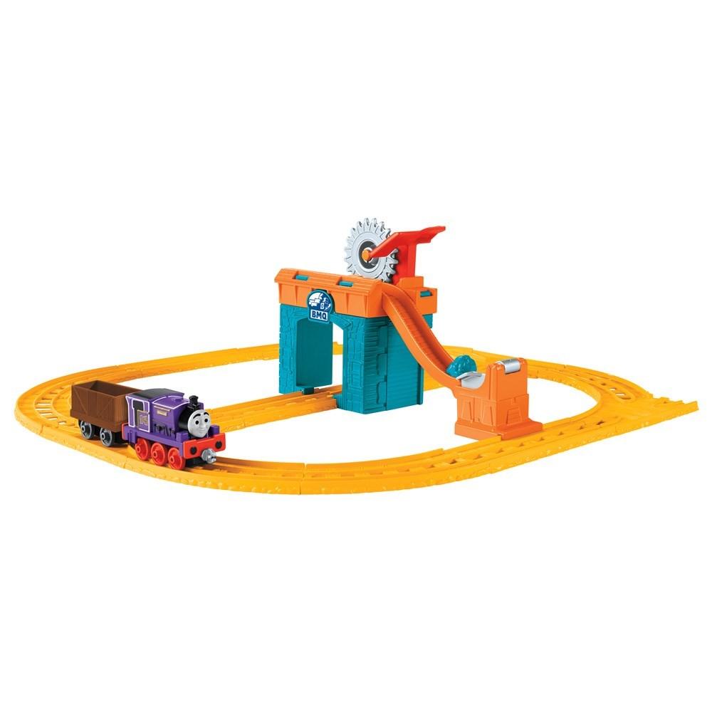 Купить Игровой набор «Паровозик Чарли за работой» из серии «Томас и его друзья», Mattel