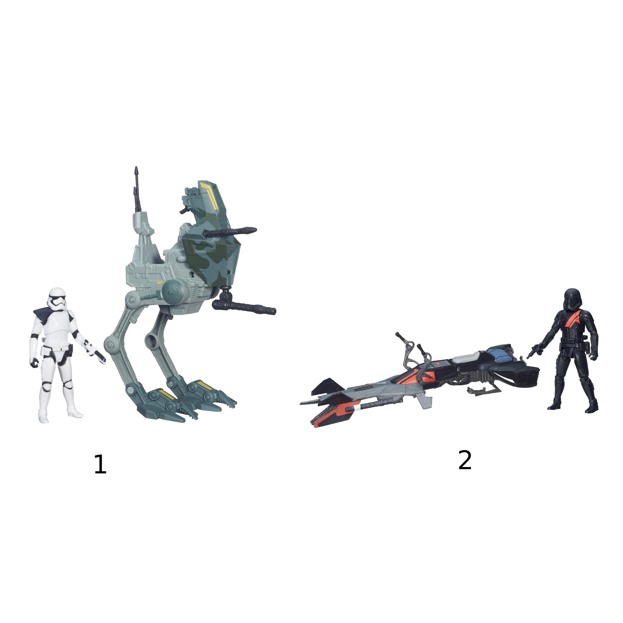 Star Wars. Космический корабль Звездных войн. Класс I - Игрушки Star Wars (Звездные воины), артикул: 135102