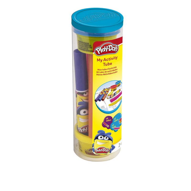 Набор Play doh - Туба для творчестваПластилин Play-Doh<br>Набор Play doh - Туба для творчества<br>