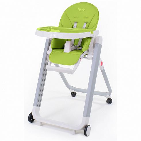 Стульчик для кормления Nuovita Futuro Senso Bianco, цвет - Verde/Зеленый фото