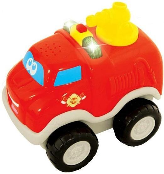 Развивающая игрушка «Пожарный автомобиль» Kiddieland, KID 050070Пожарная техника, машины<br>Развивающая игрушка «Пожарный автомобиль» Kiddieland, KID 050070<br>